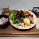 【渋谷/表参道|ランチ】UB1 TABLE(ユービーワンテーブル)で平日ランチ。野菜たっぷりデリが好き!