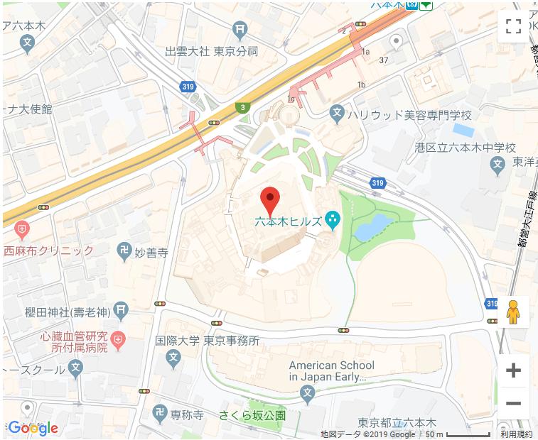 お店 地図