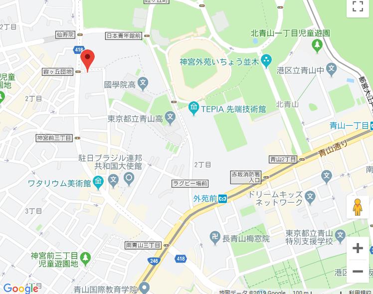 ことり食堂 MAP