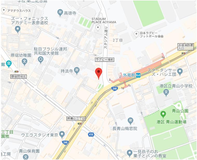 ますだや MAP