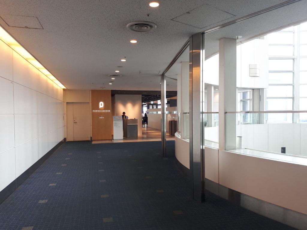 3F 羽田空港 ラウンジ