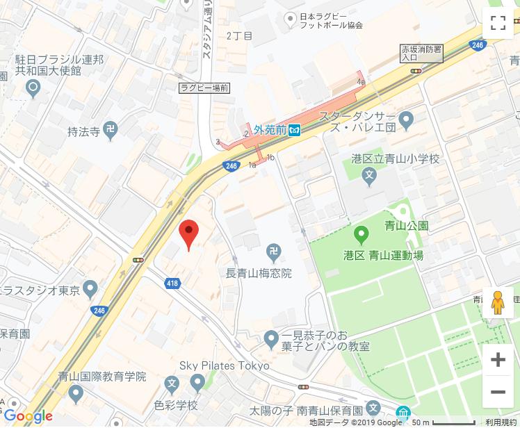 クリスプサラダワークス青山店