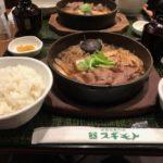 【六本木/ランチ】東京ミッドタウン お肉の専門店 スギモトで休日ランチ!肌寒くなってきたので、黒毛和牛すき鍋をチョイス!