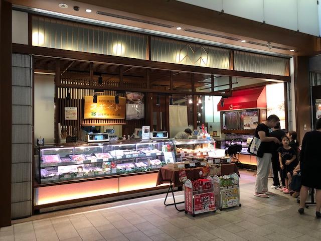 東京ミッドタウン お肉の専門店 スギモト 入り口