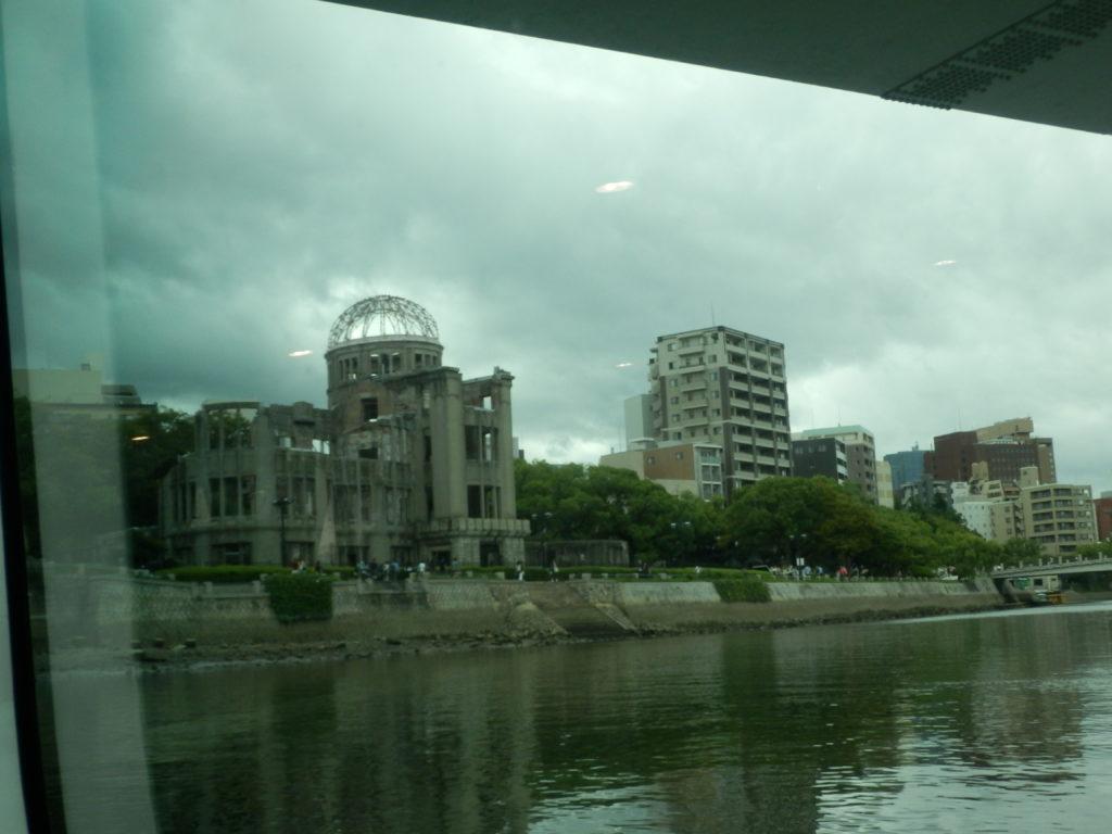 世界遺産航路 原爆ドーム