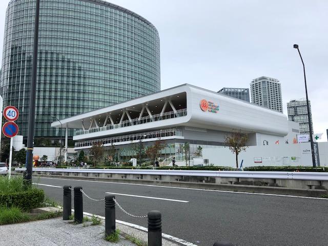 横浜アンパンマンミュージアム 外観