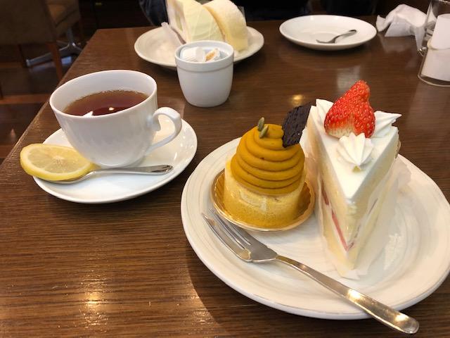 逗子 珠屋 ケーキ