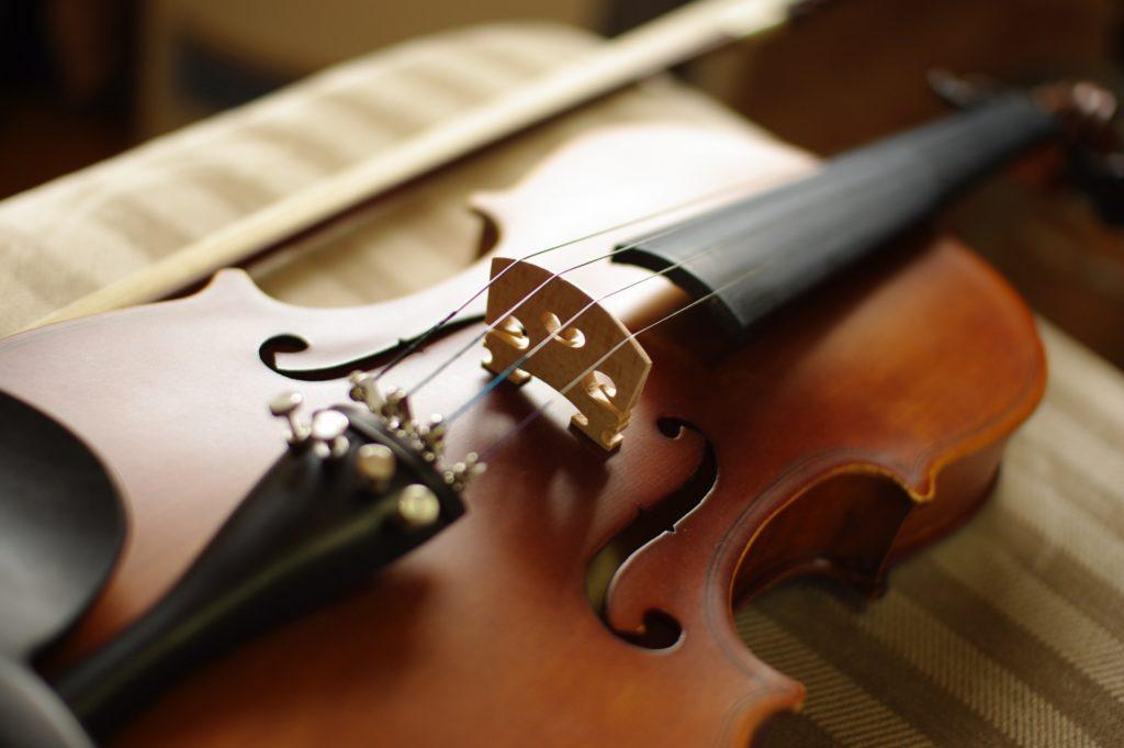 初めてのバイオリンレッスン 子供